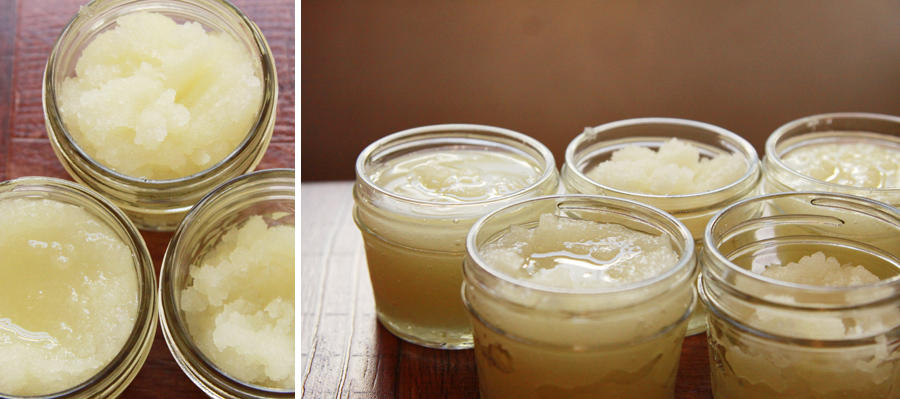 Essential Oil Sugar Scrub (1)