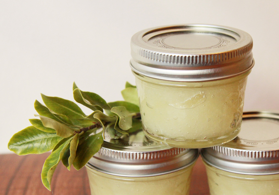 Essential Oil Sugar Scrub (2)