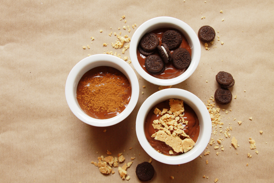 Easy Chocolate Pudding