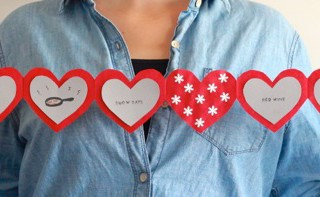"""I Love You More Than…"" DIY Valentine"