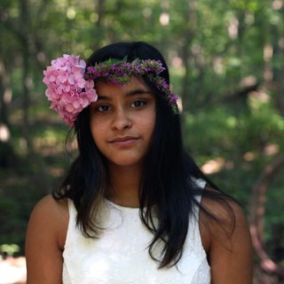 DIY Floral Crowns for #SavorSummer