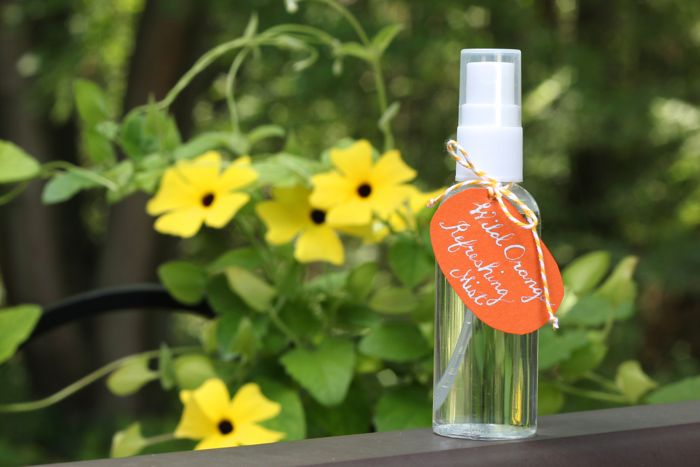 wild orange honey refreshing mist from www.alyssaandcarla.com