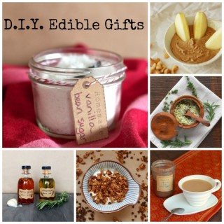 DIY Edible Gifts from www.AlyssaandCarla.com