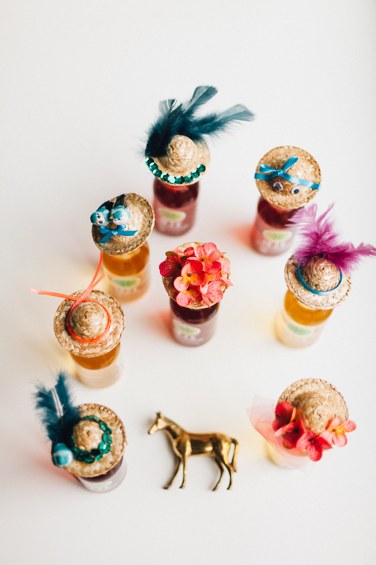 DIY Kentucky Derby Party Hats (perfect DIY tutorial for your Derby party!) | Alyssa & Carla