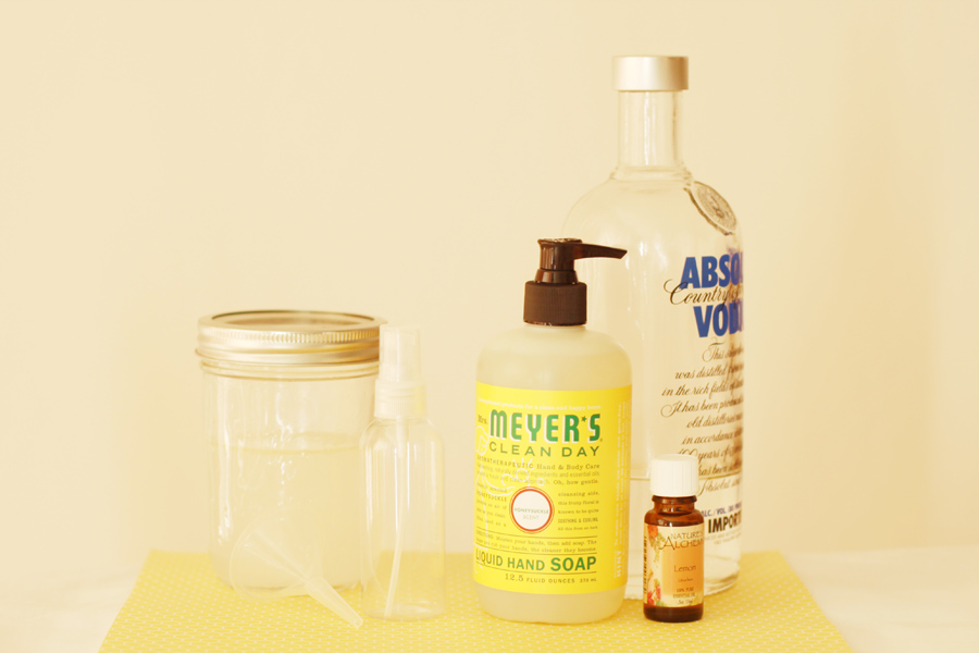 DIY Natural Air Freshener - Alyssa and