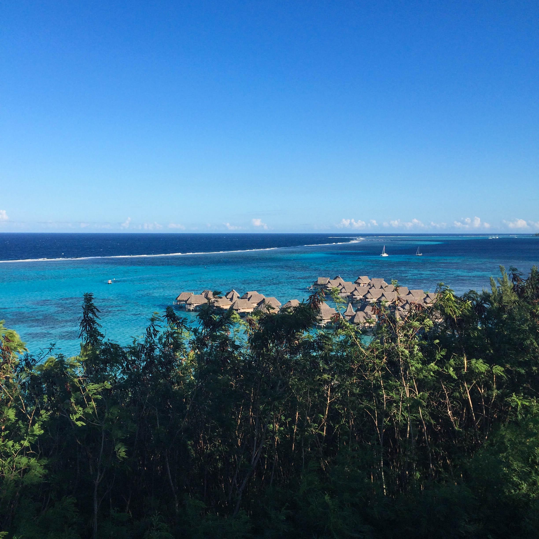 Tahiti Moorea And Bora Bora